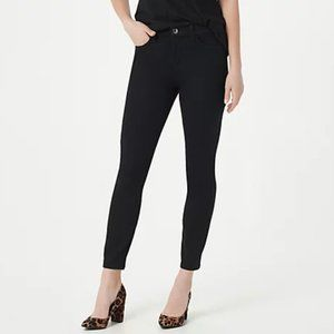 Jen7 by 7 For All Mankind Black Skinny Jeans